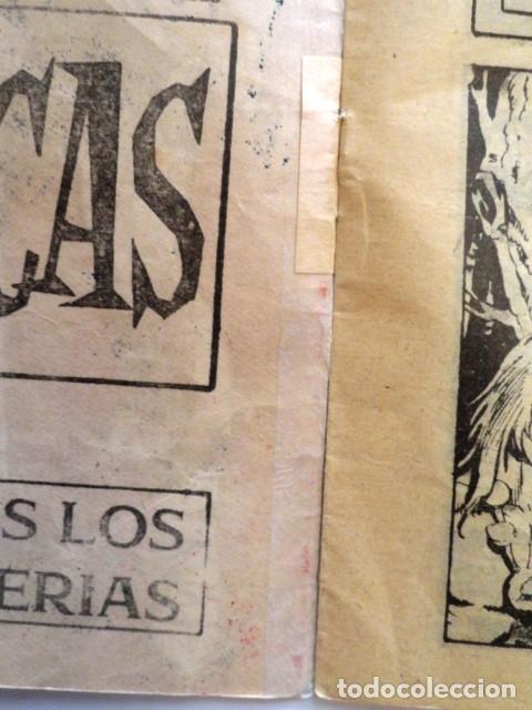 Tebeos: COMIC SELECCION DE AVENTURAS, KATAN, LA CIUDAD DE LS HOMBRES DE HIERRO Nº 4 TORAY 1958 - Foto 4 - 77533713