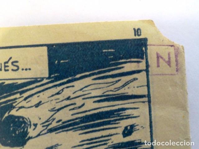 Tebeos: COMIC SELECCION DE AVENTURAS, KATAN, ATAQUE NOCTURNO Nº 47 TORAY 1958 - Foto 5 - 77533997