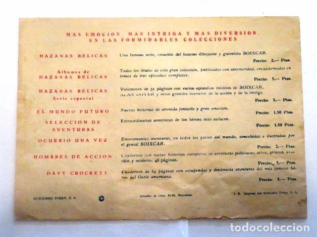 Tebeos: COMIC SIGUR EL WIKINGO FUGA DRAMATICA, SELECCION DE AVENTURAS TORAY - Foto 6 - 77535593