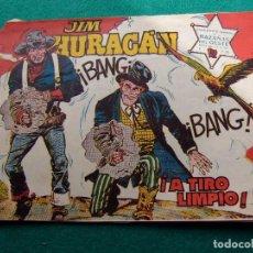 Tebeos: JIM HURACAN Nº 25 EDICIONES TORAY. Lote 77732933