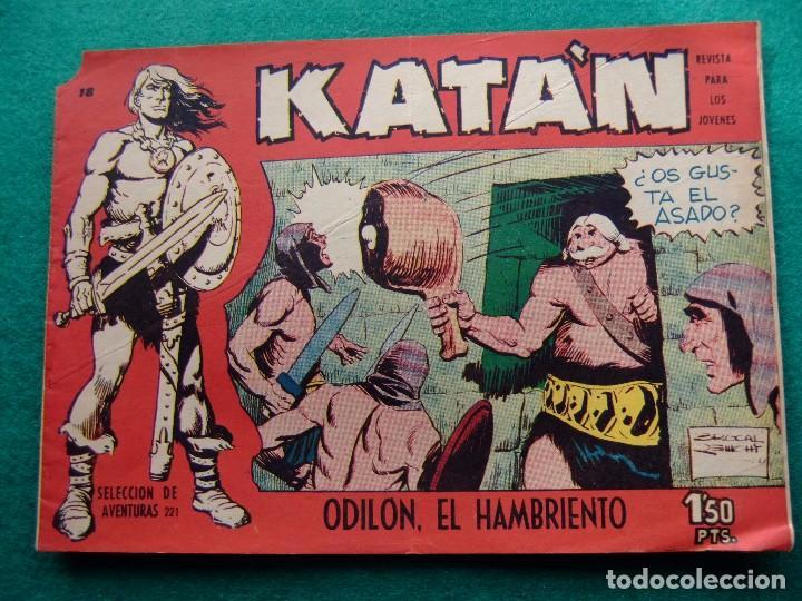 KATAN Nº 18 EDICIONES TORAY (Tebeos y Comics - Toray - Katan)