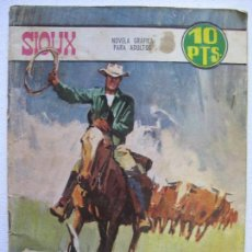 Tebeos: COLECCION SIOUX Nº94 - EDITORIAL TORAY. Lote 78226501