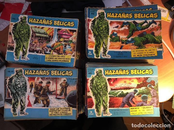 HAZAÑAS BELICAS EXTRA SERIE AZUL LOTE 186 (ORIGINAL ED. TORAY) (C2) segunda mano