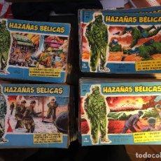 Tebeos: HAZAÑAS BELICAS EXTRA SERIE AZUL LOTE 186 (ORIGINAL ED. TORAY) (C2). Lote 81199308
