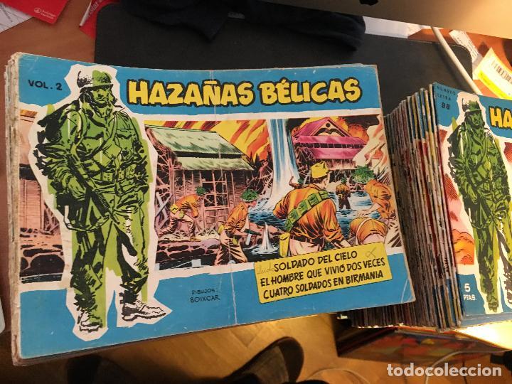 Tebeos: HAZAÑAS BELICAS EXTRA SERIE AZUL LOTE 186 (ORIGINAL ED. TORAY) (BI) - Foto 3 - 81199308