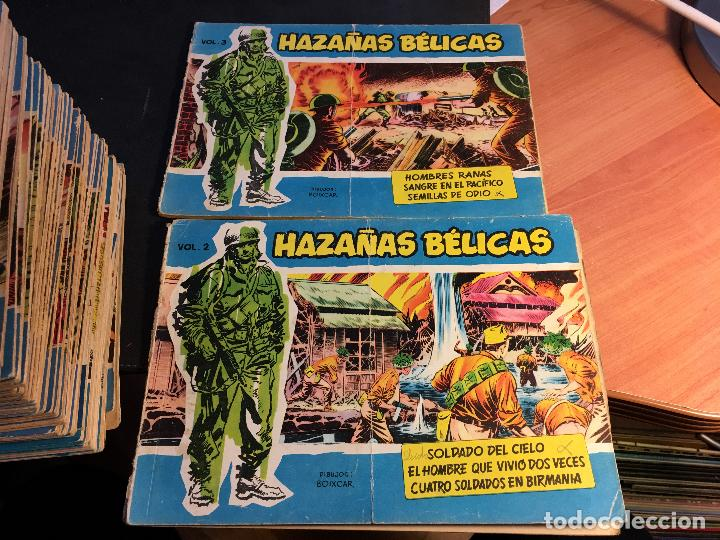 Tebeos: HAZAÑAS BELICAS EXTRA SERIE AZUL LOTE 186 (ORIGINAL ED. TORAY) (BI) - Foto 5 - 81199308