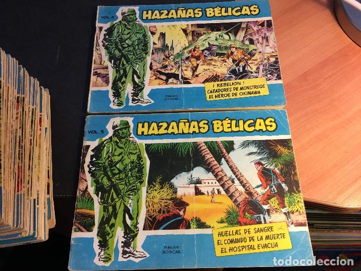 Tebeos: HAZAÑAS BELICAS EXTRA SERIE AZUL LOTE 186 (ORIGINAL ED. TORAY) (BI) - Foto 6 - 81199308