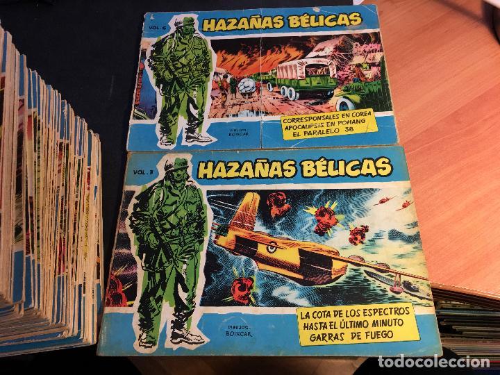 Tebeos: HAZAÑAS BELICAS EXTRA SERIE AZUL LOTE 186 (ORIGINAL ED. TORAY) (BI) - Foto 7 - 81199308