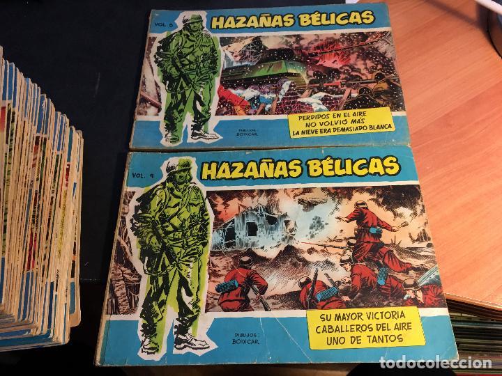 Tebeos: HAZAÑAS BELICAS EXTRA SERIE AZUL LOTE 186 (ORIGINAL ED. TORAY) (BI) - Foto 8 - 81199308