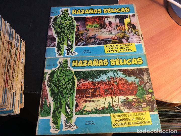 Tebeos: HAZAÑAS BELICAS EXTRA SERIE AZUL LOTE 186 (ORIGINAL ED. TORAY) (BI) - Foto 9 - 81199308