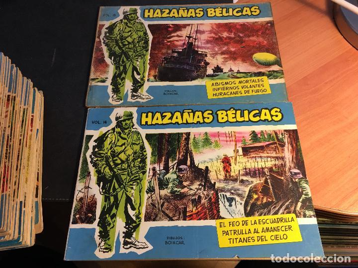 Tebeos: HAZAÑAS BELICAS EXTRA SERIE AZUL LOTE 186 (ORIGINAL ED. TORAY) (BI) - Foto 10 - 81199308
