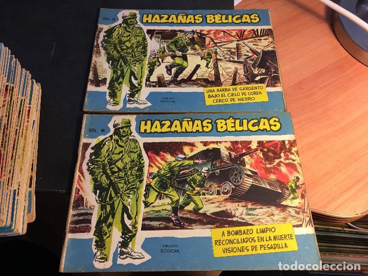 Tebeos: HAZAÑAS BELICAS EXTRA SERIE AZUL LOTE 186 (ORIGINAL ED. TORAY) (BI) - Foto 11 - 81199308
