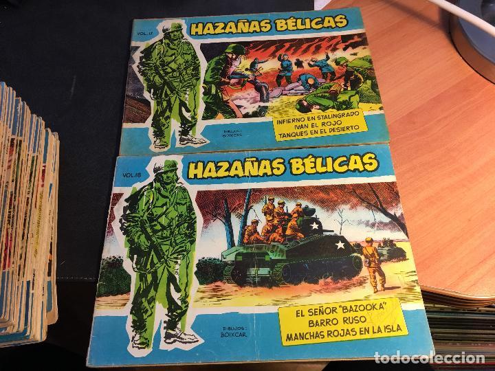Tebeos: HAZAÑAS BELICAS EXTRA SERIE AZUL LOTE 186 (ORIGINAL ED. TORAY) (BI) - Foto 12 - 81199308