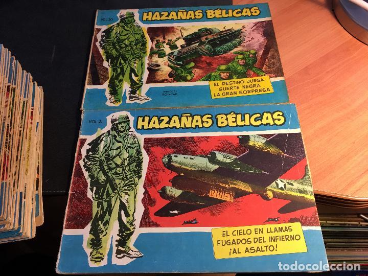 Tebeos: HAZAÑAS BELICAS EXTRA SERIE AZUL LOTE 186 (ORIGINAL ED. TORAY) (BI) - Foto 13 - 81199308
