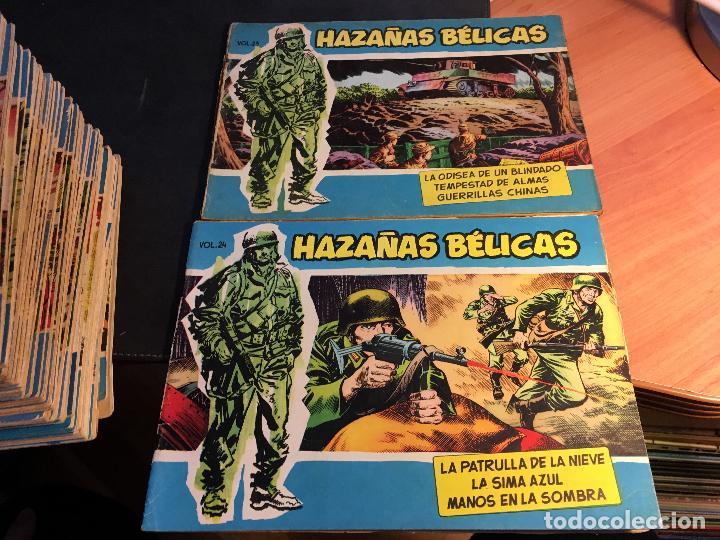Tebeos: HAZAÑAS BELICAS EXTRA SERIE AZUL LOTE 186 (ORIGINAL ED. TORAY) (BI) - Foto 14 - 81199308