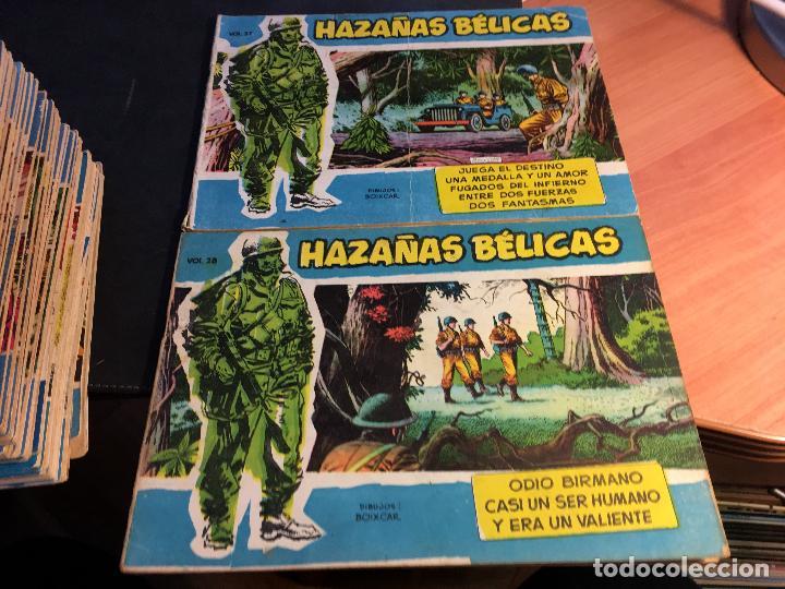 Tebeos: HAZAÑAS BELICAS EXTRA SERIE AZUL LOTE 186 (ORIGINAL ED. TORAY) (BI) - Foto 16 - 81199308