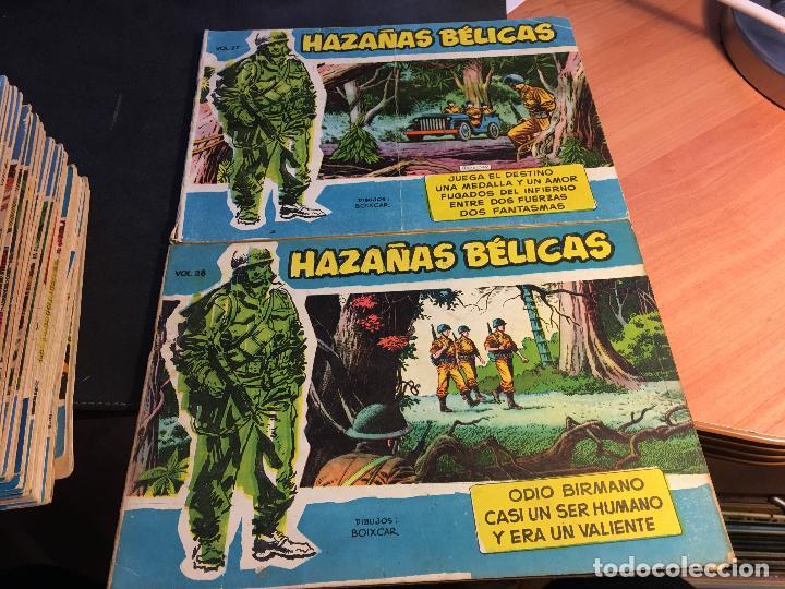 Tebeos: HAZAÑAS BELICAS EXTRA SERIE AZUL LOTE 186 (ORIGINAL ED. TORAY) (BI) - Foto 17 - 81199308