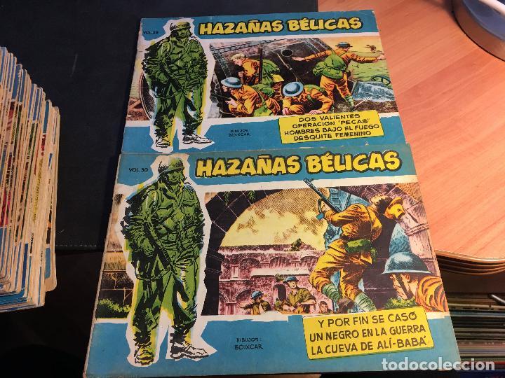 Tebeos: HAZAÑAS BELICAS EXTRA SERIE AZUL LOTE 186 (ORIGINAL ED. TORAY) (BI) - Foto 18 - 81199308