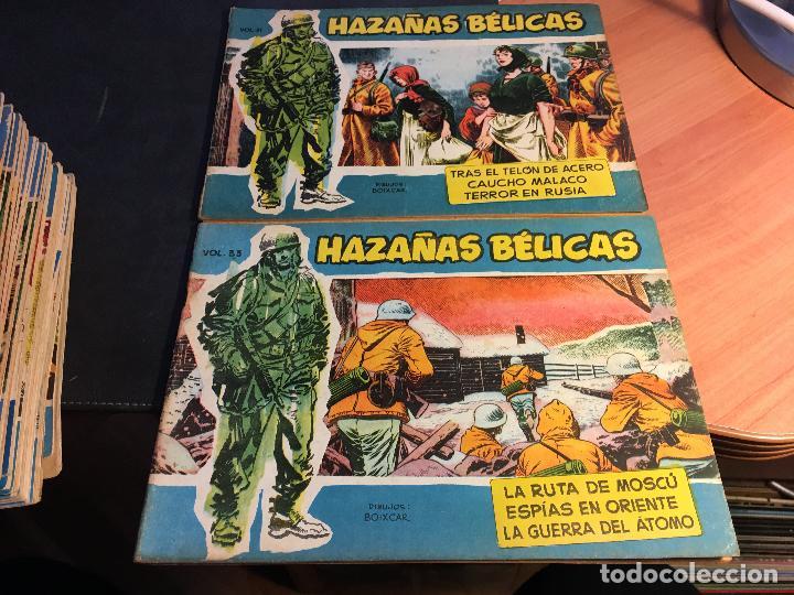 Tebeos: HAZAÑAS BELICAS EXTRA SERIE AZUL LOTE 186 (ORIGINAL ED. TORAY) (BI) - Foto 19 - 81199308