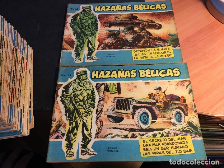 Tebeos: HAZAÑAS BELICAS EXTRA SERIE AZUL LOTE 186 (ORIGINAL ED. TORAY) (BI) - Foto 20 - 81199308