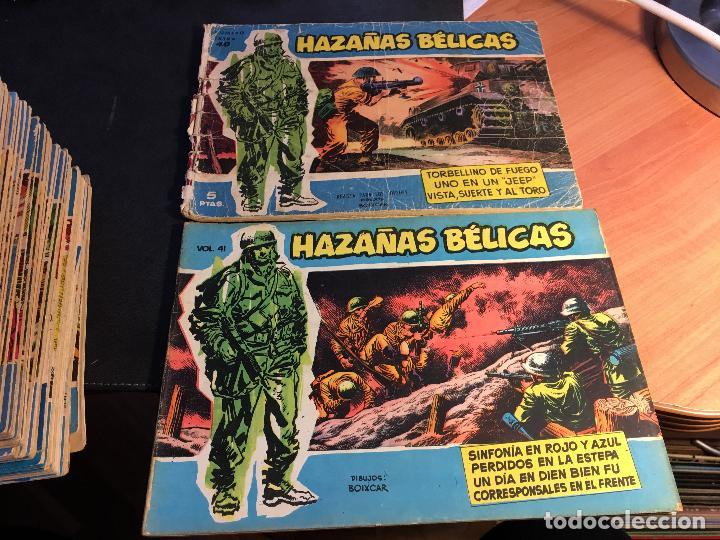 Tebeos: HAZAÑAS BELICAS EXTRA SERIE AZUL LOTE 186 (ORIGINAL ED. TORAY) (BI) - Foto 21 - 81199308