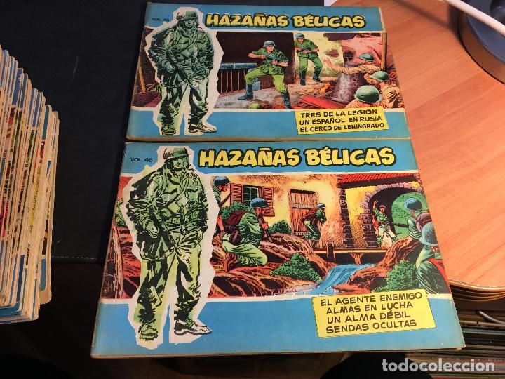 Tebeos: HAZAÑAS BELICAS EXTRA SERIE AZUL LOTE 186 (ORIGINAL ED. TORAY) (BI) - Foto 22 - 81199308