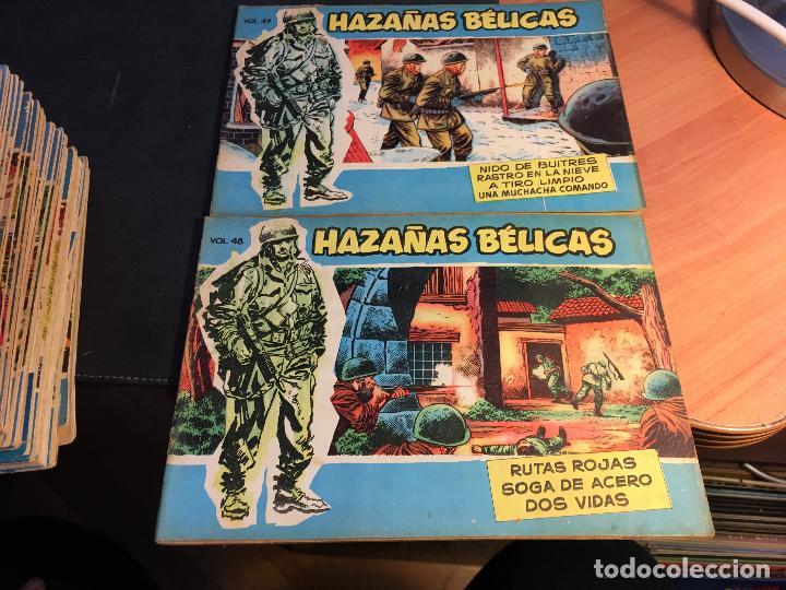Tebeos: HAZAÑAS BELICAS EXTRA SERIE AZUL LOTE 186 (ORIGINAL ED. TORAY) (BI) - Foto 23 - 81199308
