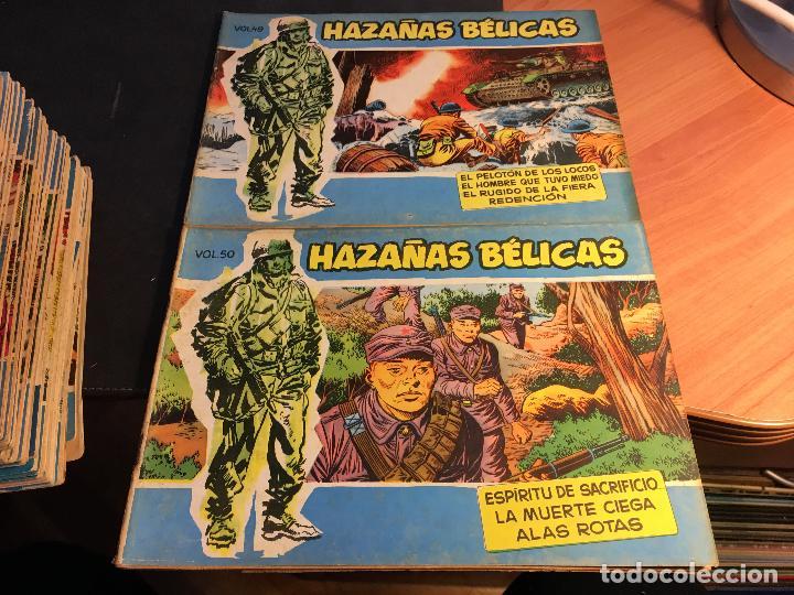 Tebeos: HAZAÑAS BELICAS EXTRA SERIE AZUL LOTE 186 (ORIGINAL ED. TORAY) (BI) - Foto 24 - 81199308