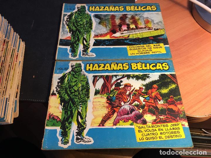 Tebeos: HAZAÑAS BELICAS EXTRA SERIE AZUL LOTE 186 (ORIGINAL ED. TORAY) (BI) - Foto 25 - 81199308