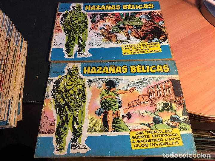 Tebeos: HAZAÑAS BELICAS EXTRA SERIE AZUL LOTE 186 (ORIGINAL ED. TORAY) (BI) - Foto 26 - 81199308