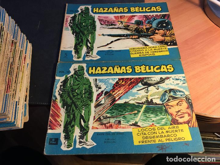 Tebeos: HAZAÑAS BELICAS EXTRA SERIE AZUL LOTE 186 (ORIGINAL ED. TORAY) (BI) - Foto 27 - 81199308