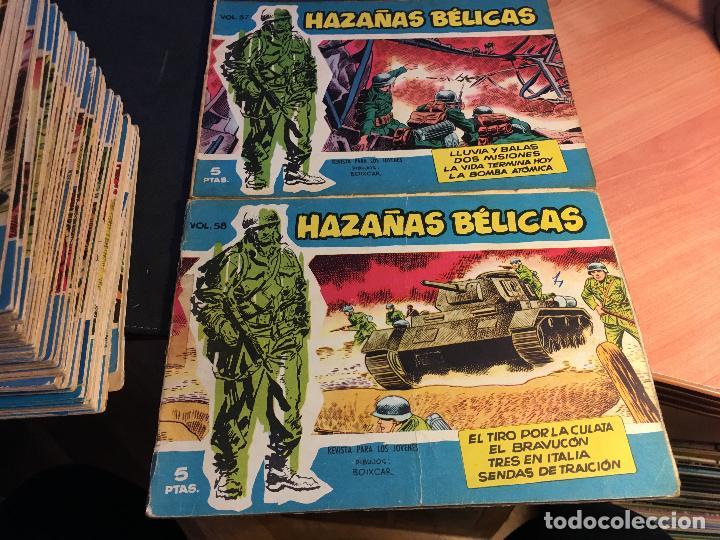 Tebeos: HAZAÑAS BELICAS EXTRA SERIE AZUL LOTE 186 (ORIGINAL ED. TORAY) (BI) - Foto 28 - 81199308