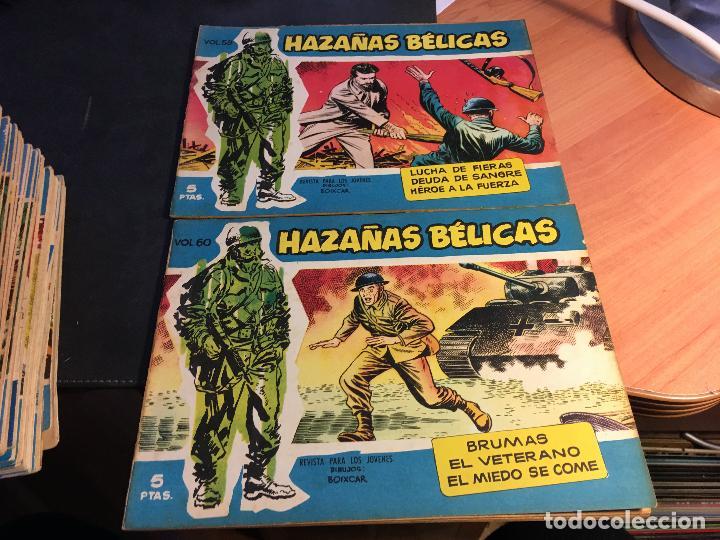 Tebeos: HAZAÑAS BELICAS EXTRA SERIE AZUL LOTE 186 (ORIGINAL ED. TORAY) (BI) - Foto 29 - 81199308