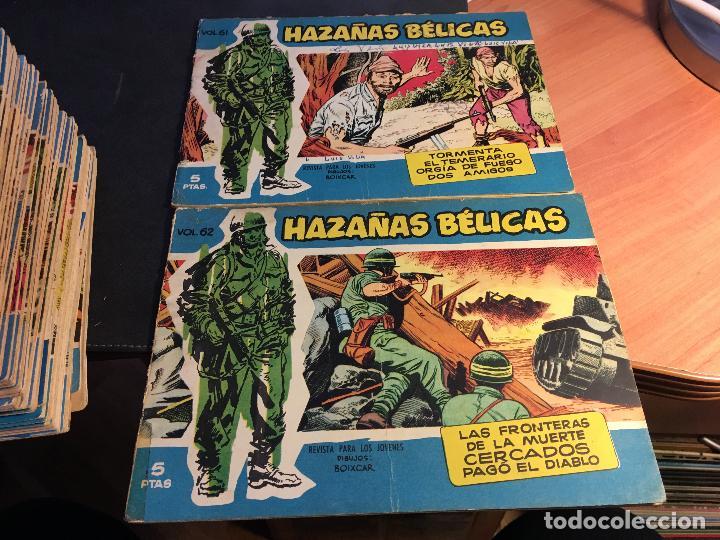 Tebeos: HAZAÑAS BELICAS EXTRA SERIE AZUL LOTE 186 (ORIGINAL ED. TORAY) (BI) - Foto 30 - 81199308