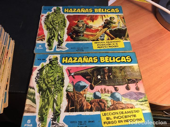 Tebeos: HAZAÑAS BELICAS EXTRA SERIE AZUL LOTE 186 (ORIGINAL ED. TORAY) (BI) - Foto 31 - 81199308