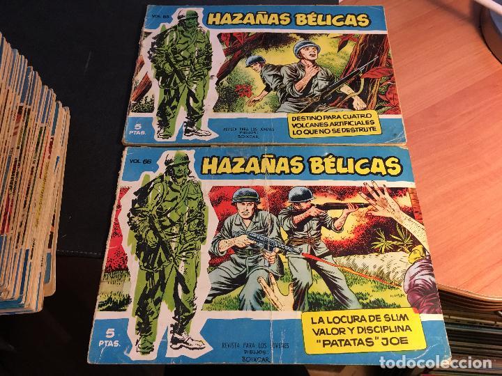 Tebeos: HAZAÑAS BELICAS EXTRA SERIE AZUL LOTE 186 (ORIGINAL ED. TORAY) (BI) - Foto 32 - 81199308