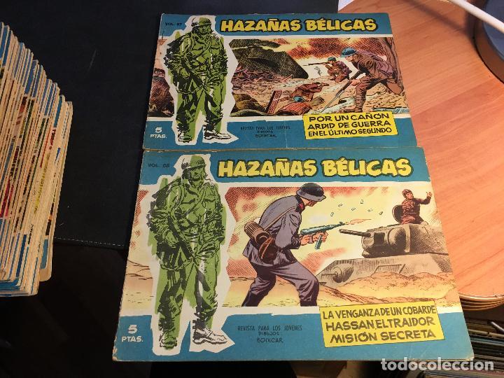 Tebeos: HAZAÑAS BELICAS EXTRA SERIE AZUL LOTE 186 (ORIGINAL ED. TORAY) (BI) - Foto 33 - 81199308
