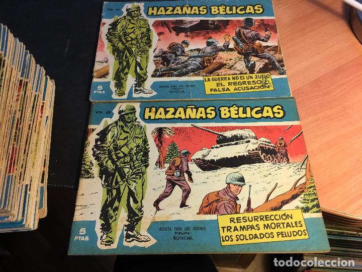 Tebeos: HAZAÑAS BELICAS EXTRA SERIE AZUL LOTE 186 (ORIGINAL ED. TORAY) (BI) - Foto 34 - 81199308