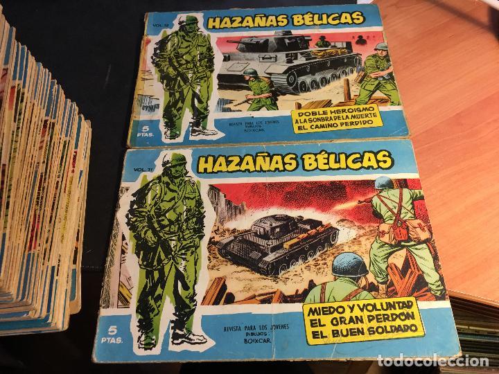 Tebeos: HAZAÑAS BELICAS EXTRA SERIE AZUL LOTE 186 (ORIGINAL ED. TORAY) (BI) - Foto 35 - 81199308
