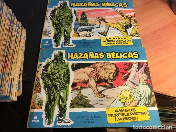Tebeos: HAZAÑAS BELICAS EXTRA SERIE AZUL LOTE 186 (ORIGINAL ED. TORAY) (BI) - Foto 36 - 81199308