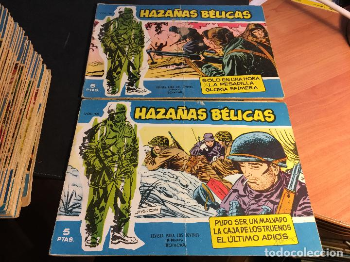Tebeos: HAZAÑAS BELICAS EXTRA SERIE AZUL LOTE 186 (ORIGINAL ED. TORAY) (BI) - Foto 37 - 81199308