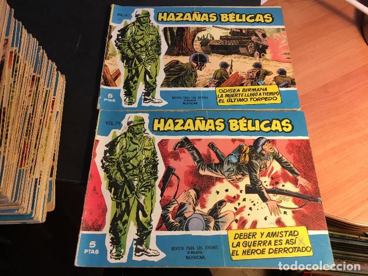Tebeos: HAZAÑAS BELICAS EXTRA SERIE AZUL LOTE 186 (ORIGINAL ED. TORAY) (BI) - Foto 39 - 81199308