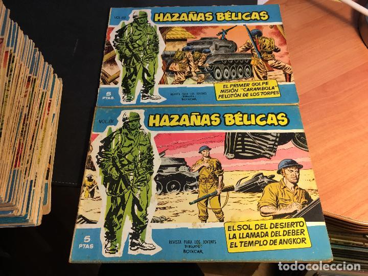 Tebeos: HAZAÑAS BELICAS EXTRA SERIE AZUL LOTE 186 (ORIGINAL ED. TORAY) (BI) - Foto 40 - 81199308