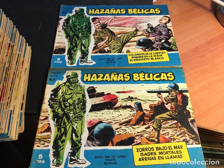 Tebeos: HAZAÑAS BELICAS EXTRA SERIE AZUL LOTE 186 (ORIGINAL ED. TORAY) (BI) - Foto 41 - 81199308