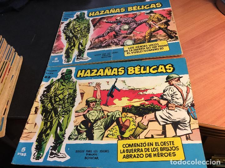 Tebeos: HAZAÑAS BELICAS EXTRA SERIE AZUL LOTE 186 (ORIGINAL ED. TORAY) (BI) - Foto 42 - 81199308