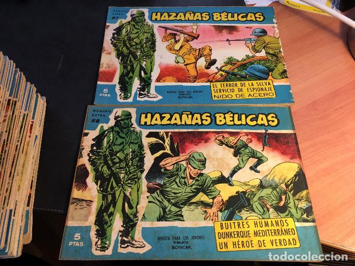 Tebeos: HAZAÑAS BELICAS EXTRA SERIE AZUL LOTE 186 (ORIGINAL ED. TORAY) (BI) - Foto 43 - 81199308