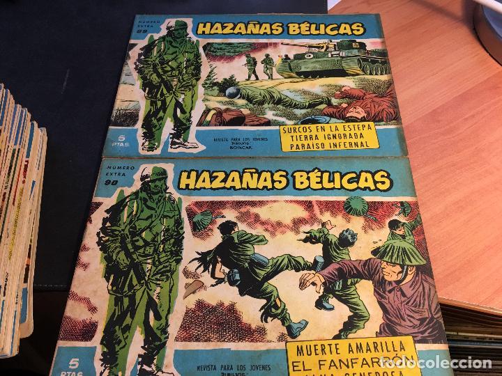 Tebeos: HAZAÑAS BELICAS EXTRA SERIE AZUL LOTE 186 (ORIGINAL ED. TORAY) (BI) - Foto 44 - 81199308
