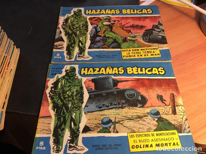Tebeos: HAZAÑAS BELICAS EXTRA SERIE AZUL LOTE 186 (ORIGINAL ED. TORAY) (BI) - Foto 45 - 81199308