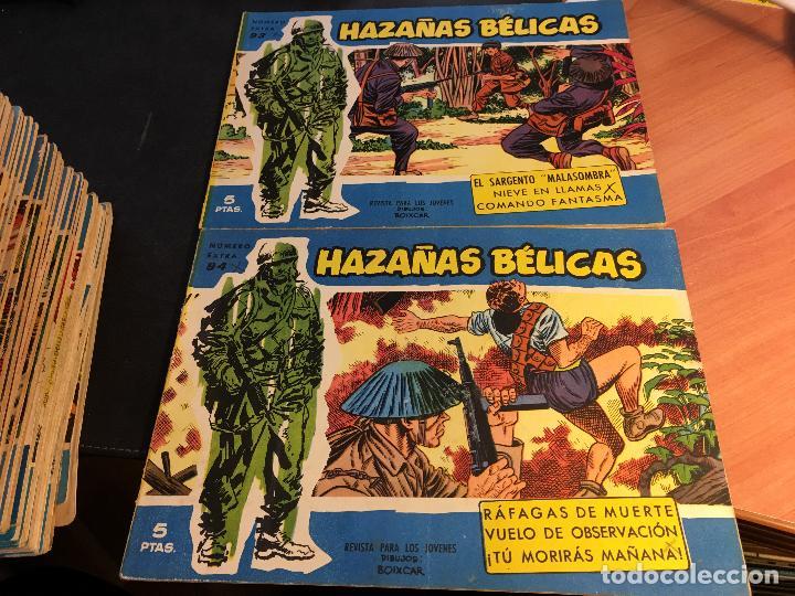 Tebeos: HAZAÑAS BELICAS EXTRA SERIE AZUL LOTE 186 (ORIGINAL ED. TORAY) (BI) - Foto 46 - 81199308