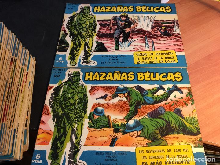 Tebeos: HAZAÑAS BELICAS EXTRA SERIE AZUL LOTE 186 (ORIGINAL ED. TORAY) (BI) - Foto 48 - 81199308